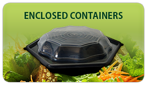 Enclosed Containers